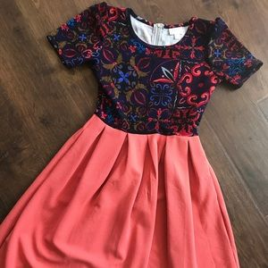 Lularoe Ameila Dress